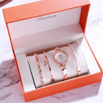 Coffret montre et bijoux